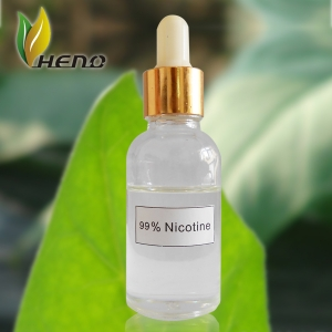 Light Yellow Oily Liquid Nicotine